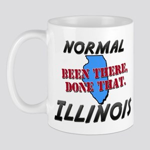 normal illinois - been there, done that Mug