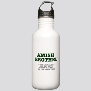 AMISH BROTHEL Stainless Water Bottle 1.0L