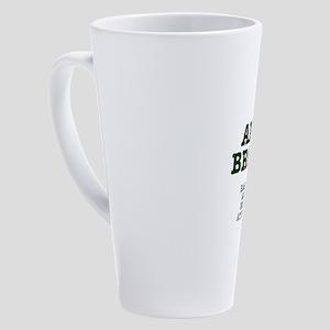 AMISH BROTHEL 17 oz Latte Mug
