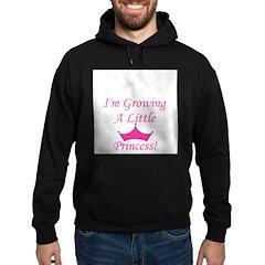 Growing A Little Princess Hoodie (dark)