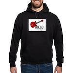 Guitar - Diego Hoodie (dark)