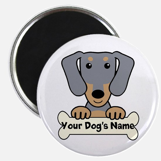 Personalized Dachshund Magnet