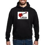Guitar - Logan Hoodie (dark)