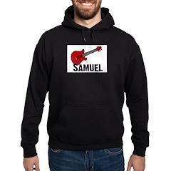 Guitar - Samuel Hoodie (dark)