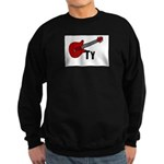 Guitar - Ty Sweatshirt (dark)