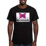 Butterly - Mackenzie Men's Fitted T-Shirt (dark)