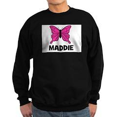 Butterfly - Maddie Sweatshirt (dark)