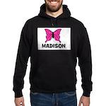 Butterfly - Madison Hoodie (dark)