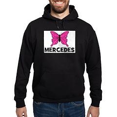 Butterfly - Mercedes Hoodie (dark)