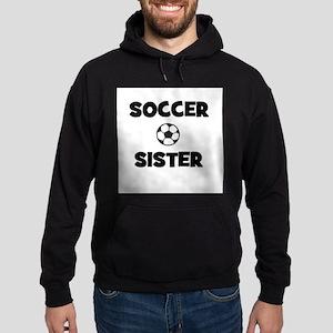 Soccer Sister Hoodie (dark)