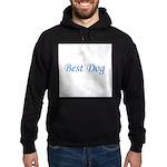 Best Dog Hoodie (dark)