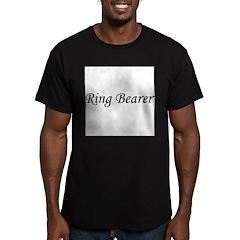 Ring Bearer Men's Fitted T-Shirt (dark)