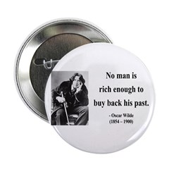 "Oscar Wilde 20 2.25"" Button"