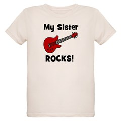 My Sister Rocks! (guitar) T-Shirt