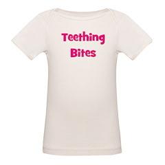 Teething Bites! Pink Tee