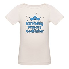 1st Birthday Prince's Godfath Tee
