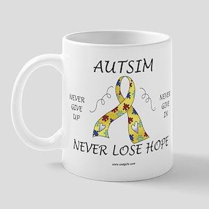 Autism Hope Mug
