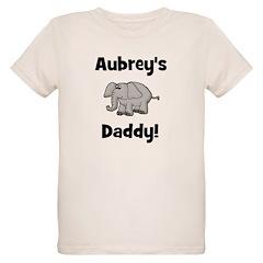 Aubrey's Daddy Elephant T-Shirt