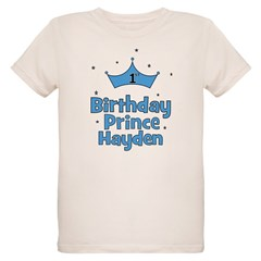 1st Birthday Prince Hayden! T-Shirt