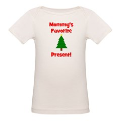 Mommy's Favorite Present! Tr Tee