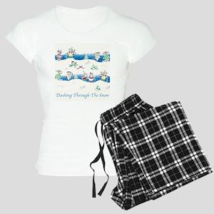 Dashing Bears Pajamas