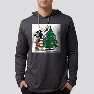 FELIX TOPPING THE TREE copy Long Sleeve T-Shirt