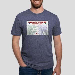 Labrador Retriever Property Laws 2 T-Shirt