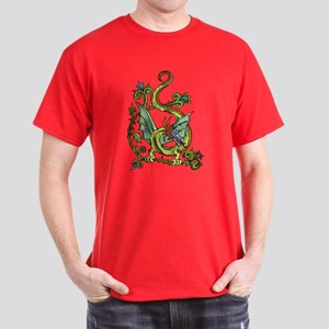 Celtic Dragon 2 Dark T-Shirt