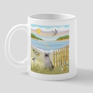Rowboat / Ragdoll Mug