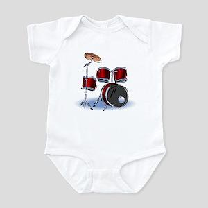 DRUM SET (5) Infant Bodysuit