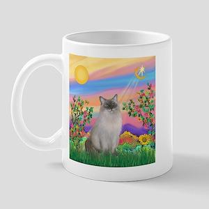 Day Star / Ragdoll Mug