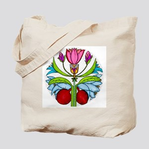 Egypt Lilly Tote Bag