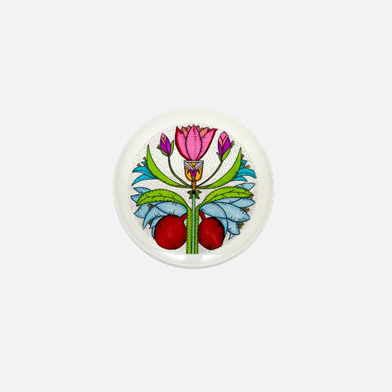 Egypt Lilly Mini Button