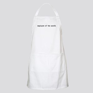 employee of the month BBQ Apron