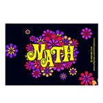 Mathadelic Lipstick Postcards (Package of 8)