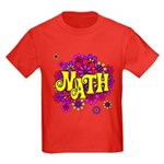 Mathadelic Lipstick Kids Dark T-Shirt