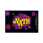 Mathadelic Lipstick Rectangle Magnet (10 pack)