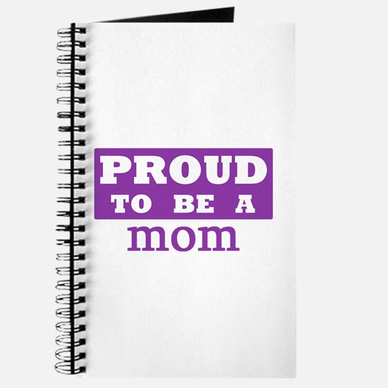 Proud to be a mom Journal