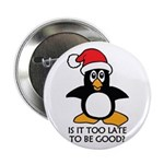 Cute Christmas Penguin Is it too late 2.25
