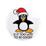 Cute Christmas Penguin Is it too late 3.5