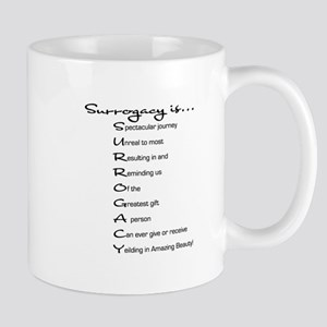 surrogacy is t Mugs