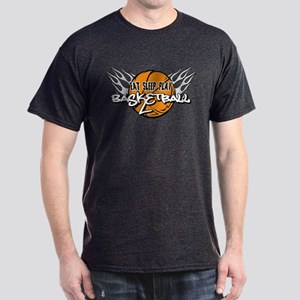 Eat Sleep Play Basketball Dark T-Shirt