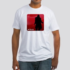 iSuck Fitted T-Shirt