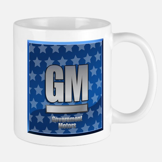 Government Motors Mug