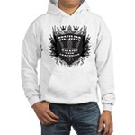 Walking With Champions - BJJ Hooded Sweat shirt