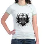Girls BJJ shirt - Walking With Champions