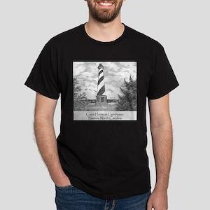 Cape Hatteras Lighthouse Dark T-Shirt