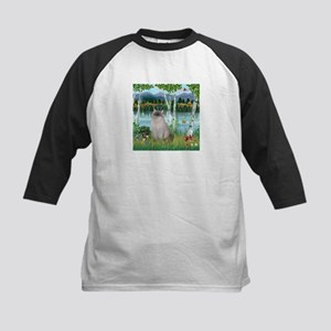 Birches / Ragdoll Kids Baseball Jersey