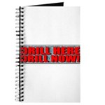Drill Here Journal