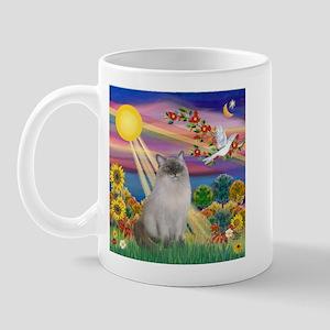 Autumn Sun / Ragdoll Mug